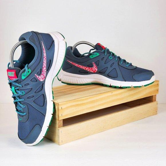 NIKE Revolution 2 running shoes gray Sz 10